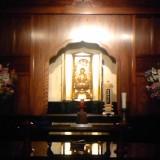 須弥壇の改装